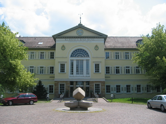 bad boll kurhaus